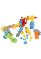 Set Ferramentas Infantis de Brinquedo