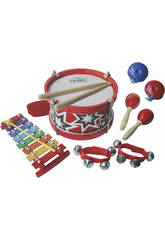 Set Musical 5 Instruments de Percussion