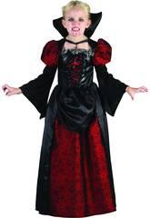 Déguisement Vampiresse Maligne Fillette taille L