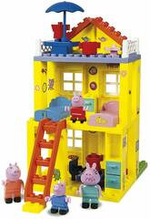 Peppa Pig Maison Blocs Constructions Simba 6063439