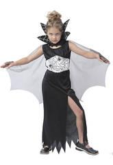 Disfraz Niños L Araña Negra