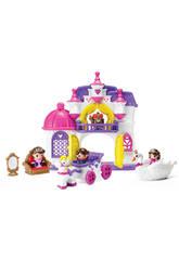 Castillo Princesas con Luz y Sonido