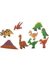 Mosaique Créative Dinosaures