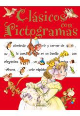 Clásicos Con Pictogramas 3 Titulos