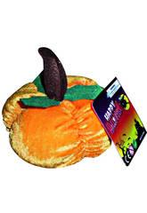 Calabaza 14 cm. Peluche Halloween