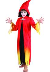 Disfraz Tunica Demonio Niño Talla L