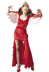 Disfraz Demonia Malvada Mujer Talla XL
