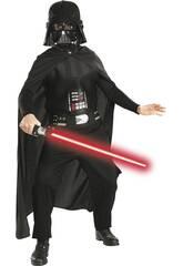 Costume Bimbo Darth Vader con Spada M Rubies 41020-M