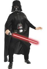 Costume Bimbo Darth Vader con spada L Rubies 41020-L