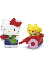 Hello Kitty Agricultrice