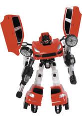Force Warrior transformierbarer Roboter