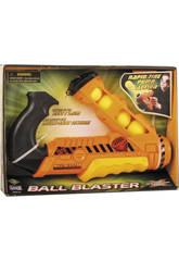 Pistola Lancia palline Ball Blaster