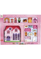 Maison avec Figurines et Accessoires