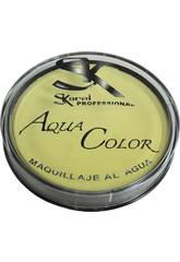 Maquillage Eau 25gr. Bleu Couleur Dorée