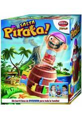 Tricky Saute Pirate