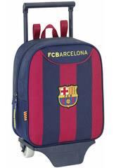 Sac à dos Maternelle avec Trolley F.C. Barcelona
