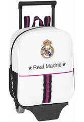 Zainetto con trolley Real Madrid 1º Equipacion
