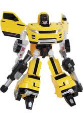 Robot Transformable Auto Warrior