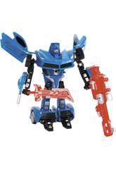 Robot Transformable Knight Transmutation