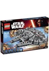 Lego Star Wars Halcón Milenario 75105