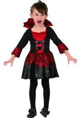 Disfraz Bebé Vampiresa Talla S