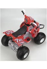 Quad Feber Brutale 12V. Famosa 800003077