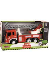 Camion Pompiers 1:16