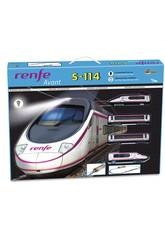 Tren Renfe Avant S114 A Escala Pequetren 700