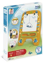 Mon Premier Tableau Happy Monster Chicos 5219
