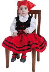 Hirtenmädchen Baby Kostüm Größe XS Llopis 7208