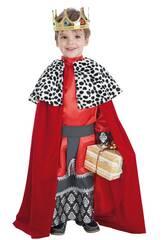 Disfraz Rey Gaspar Niño Talla S Llopis 3580-1