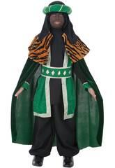 Disfraz Rey Baltasar Niño Talla M Llopis 3581-2