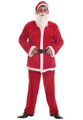 Costume Babbo Natale Adulto L
