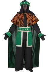 Kostüm Erwachsene König Baltasar Junge Größe XL Llopis 4685
