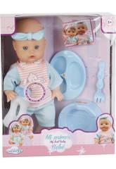 Mon Premier Bébé avec petit pot et Accessoires pour diner