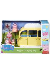 Reisemobil Peppa Pig Bandai 84211