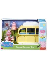 Peppa Pig Autocaravane