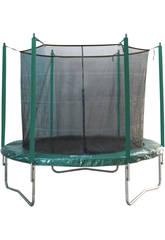 Trampoline 183 cm Ø x 200cm avec filet