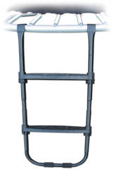 Anpassbare Leiter Trampolin