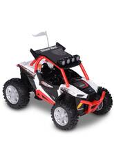 Off Road Rumbler Polaris RZR Rojo