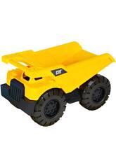 Camião Basculante de Máquinas Robustas