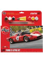 Maqueta 1:32 Ford 3 litre GT