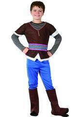 Disfraz Cazador Niño Talla L