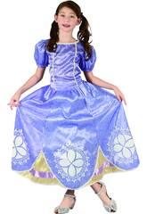 Disfraz Princesa Lila Niña Talla XL
