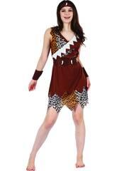 Disfraz Cavernicola Mujer Talla M