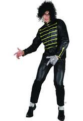 Disfraz Estrella del Rock Guante Hombre Talla XL