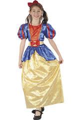 Disfraz Princesa Niña Talla M