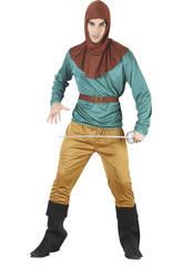 Disfraz Robin Hood Hombre Talla L