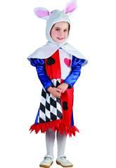 Disfraz Conejita Bebé Talla M