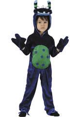 Costume Bambino Mostro Taglia S